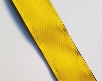 1.5 inch Yellow Headband