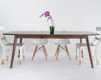 Modern Kitchen Table Dining table round dining table modern dining table walnut walnut dining table midcentury modern dining table danish modern table modern dining table workwithnaturefo