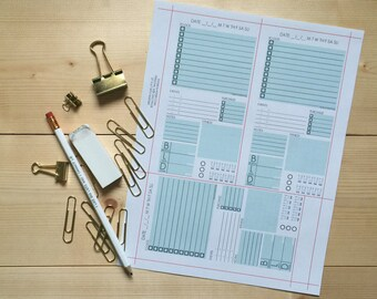 Digital Download - Personal Planner size
