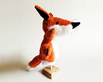 Vulpy, the fox