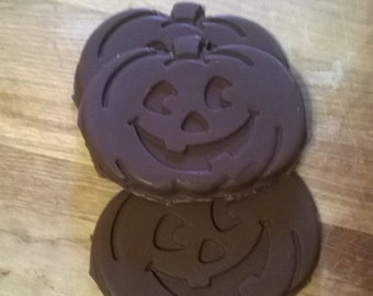 Chocolate Pumpkins (Set of Two)