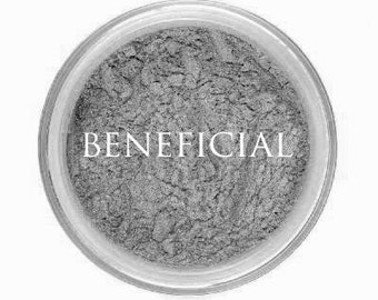 PEWTER-  Eyeshadow Mineral Makeup - Eye Color Natural Vegan Minerals