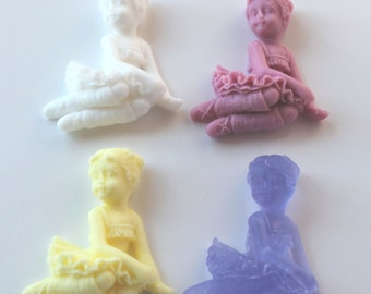 10 Ballerina Soap Party Favors