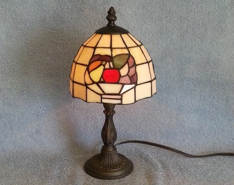 Stained Glass Lamp - Two Available