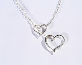 Collar de corazones Hearts pendant