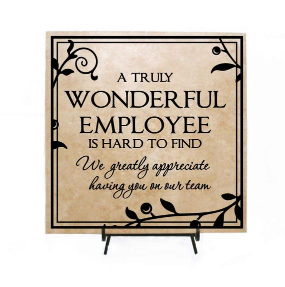 Employee Appreciation Thank You Quotes: A Truly Wonderful Employee Retirement Gift Thank You