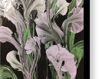 Abstract - Flower Burst II