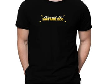 Powered By San Francisco T-Shirt