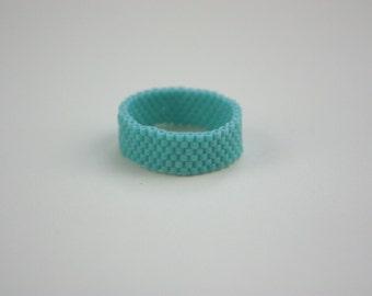 Turquoise Beadring
