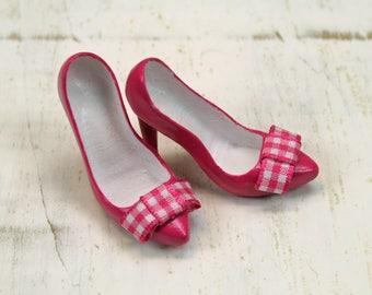 Ellowyne Wilde Heels Deep Pink