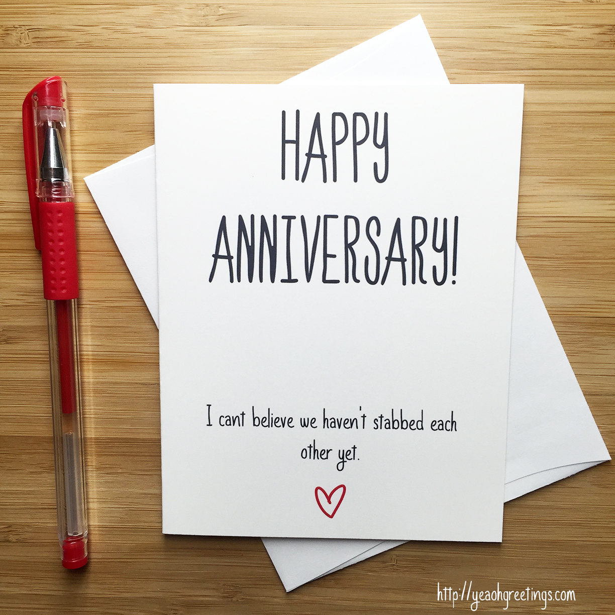 Funny One Month Anniversary Quotes: Anniversary Card Love Card Happy Anniversary Funny