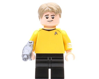 Kirk - Custom Minifigure