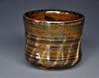 Ceramic Tea Cup Stoneware Pottery A