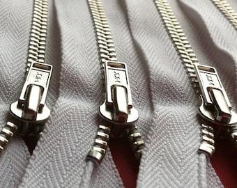 Add a zipper closure to any tote bag