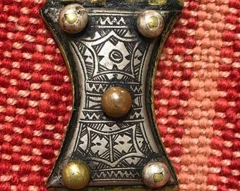 African tribal talisman