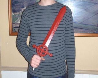 Finn's Demon Blood Sword - Adventure Time - Blood Sword - Finn Sword - Finn Demon Sword