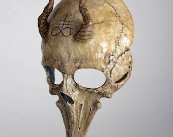 Leviathan Cross Mask
