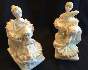Vintage Ballerina figurine collectibles