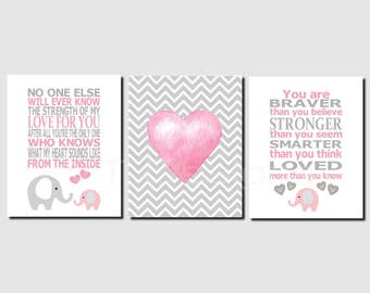 Toddler Girl Wall Art, No One Else Will Ever Know, Promise Me, Baby Girl Nursery Art, Pink Gray, Quote, Printable Nursery Art, Set of 3