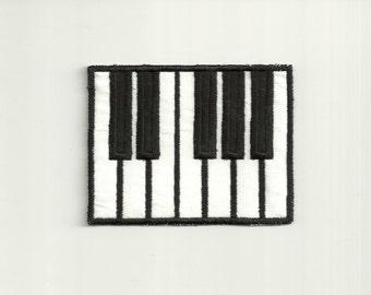 Piano Key's Patch! Custom Made! AP135