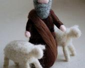 Shepherd, fairy tale wool...