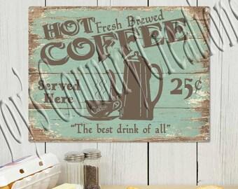 Fresh Brewed Coffee  SVG, PNG, JPEG