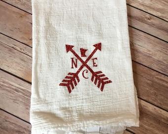 Minnesota nice flour sack dish towel, dish towel