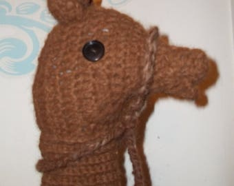 Hand Puppet Llama