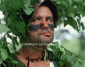 Limited Edition Bill Murray Caddyshack Signed Photo + Cert PRINTED AUTOGRAPH