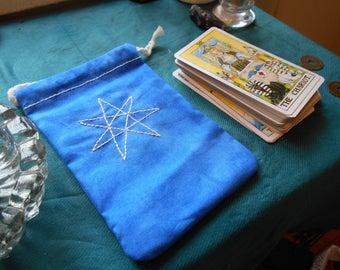 CUSTOM Tarot or Oracle Card Deck Bag!