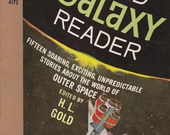 The Third Galaxy Reader, Novel,  H. L. Gold 1960