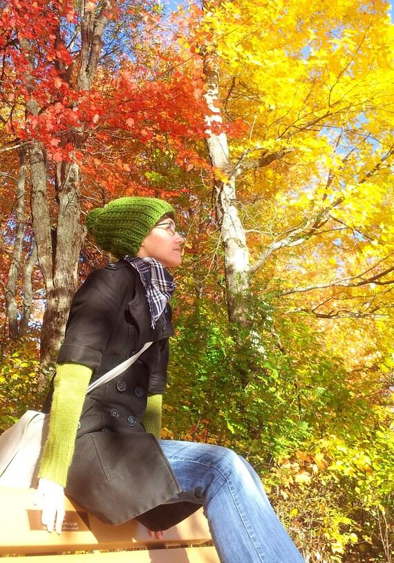KNITTING PATTERN // PDF instant download // Super bulky yarn hat with pompom // Koji