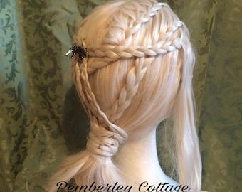 Daenerys Targaryen Season 7 wig ~ Game of Thrones Cosplay ~ Khaleesi lace front wig