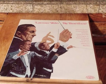 Lawrence Welk Big Band Sound Record