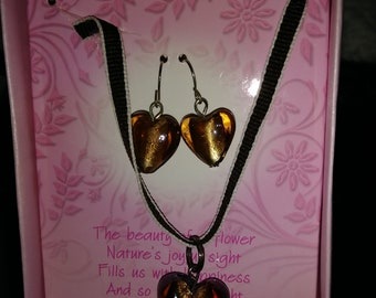2 Piece Heart Set