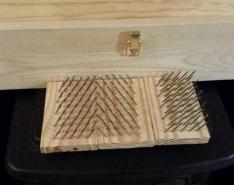 Coarse set inserts for picker!