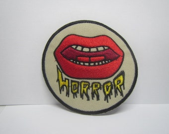 Rocky Horror Picture Show  –  Movie  – Stage Show   - Embroidered Iron on Patch