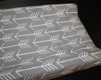 Arrow Contour Changing Pad Cover - Tribal, Baby, Western