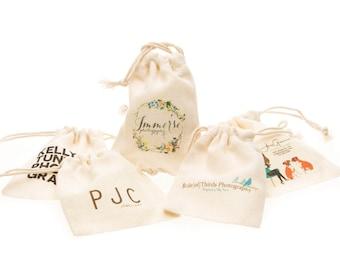 Printed Cloth Bags (pk 50)