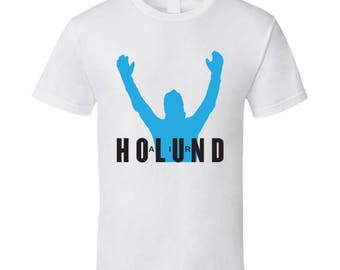 Cool Air Holund Hans Christer Holund Norway Olympics Fan T Shirt