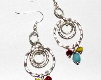 Earring Kit- Ringtones Silver