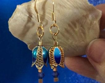 Blingy earrings