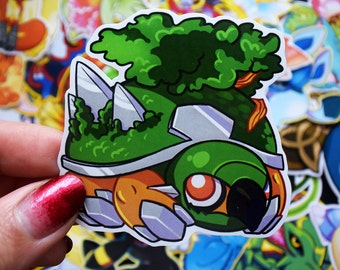 Torterra Sticker
