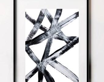 Simple Art Print, Contemporary Art Print, Downloadable Art, Minimalist Art