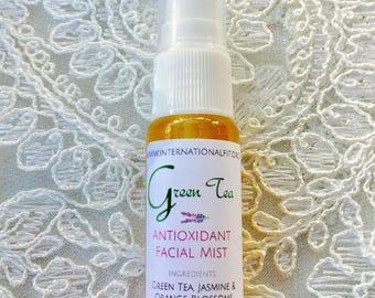 Green Tea Antioxidant Facial Mist