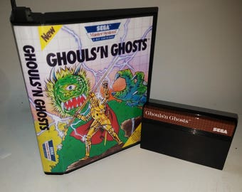 Ghouls and Ghost (Master System)