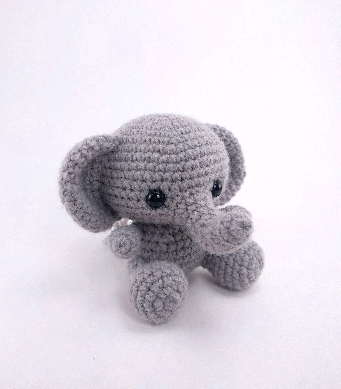 How To Crochet Elephant Best Elephant 2017