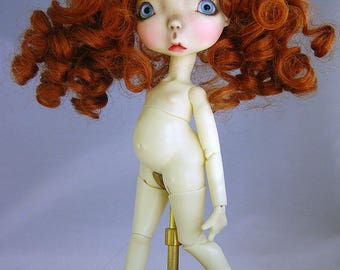 """Doll Stand for BJD, Yo-sd, Kish, Littlefee, Connie Lowe Sprockets, 10""""-12"""" doll. by Onestreasures"""