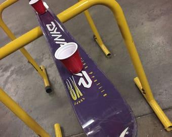 4 person shotski shot ski upcycled reclaimed