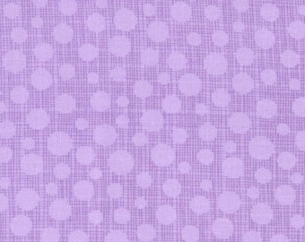 Michael Miller Hashmark Hash Dot Princess Purple (Half metre)